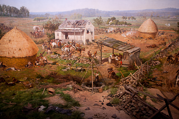 Cyclorama at Gettysburg National Military Park Museum and Visitor Center