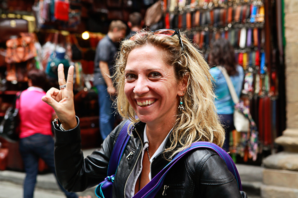 Florence Tour Guide Giulia Castelli of Giulia Florence Wowtown