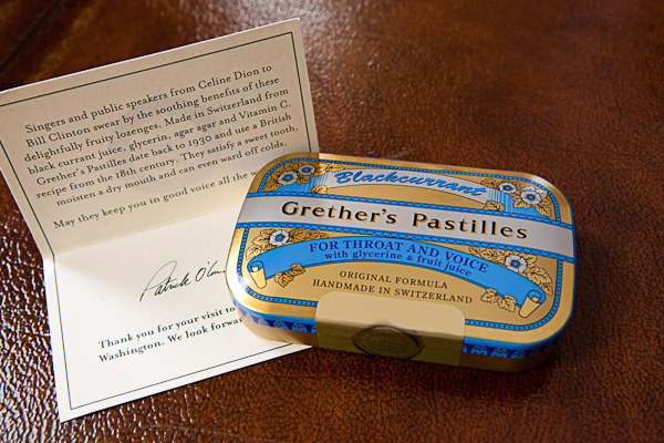 Grether's Pastilles from The Inn at Little Washington