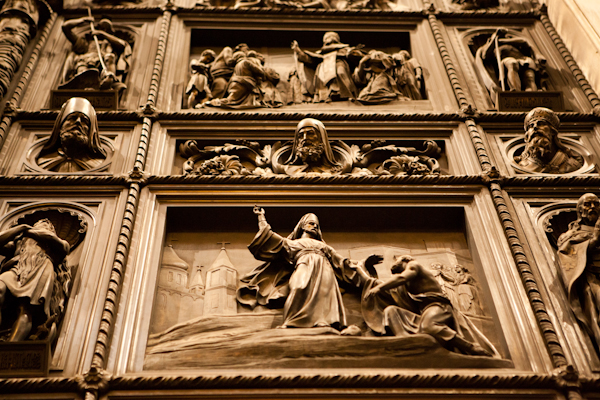 Saint Isaac's Cathedral Bronze Doors