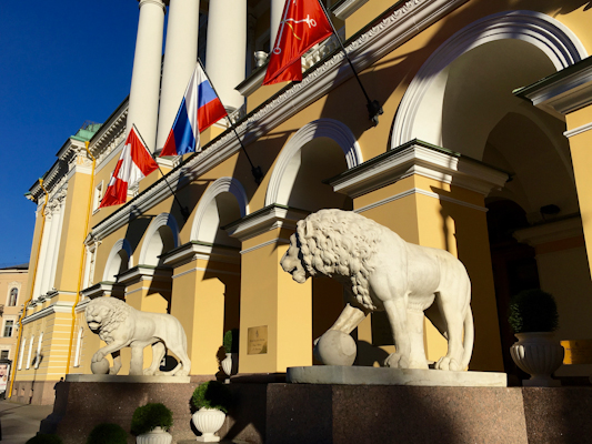 Four Seasons Lion Palace