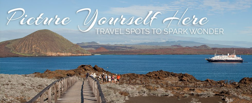 Picture Yourself Here - Travel Spots To Feed Your Soul